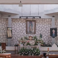 Photo taken at Iglesia de Guadalupe by Briz C. on 7/18/2012