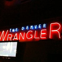 Photo taken at Denver Wrangler by Lakegan H. on 3/1/2012