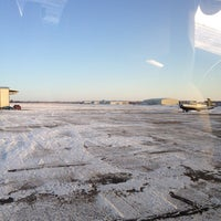 Photo taken at Tradewind Airport by Tiffany J. on 2/13/2012