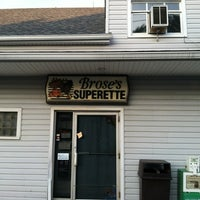Photo taken at Brose's Superette by Brandon on 7/17/2012