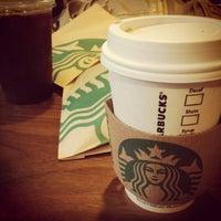 Photo taken at Starbucks by jenelle l. on 4/21/2012