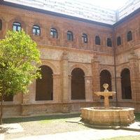 Foto tomada en Museo Arqueológico de Asturias por David C. el 7/25/2012