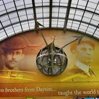 Photo taken at Dayton International Airport (DAY) by Julie B. on 4/14/2012