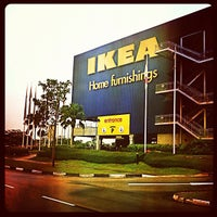 Photo taken at IKEA by Kiki Y. on 8/1/2012