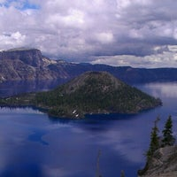 Photo taken at Crater Lake National Park by Andy P. on 6/30/2012