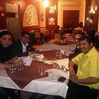 Photo taken at Abhiruchi by Prashant K. on 2/16/2012