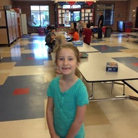 Photo taken at Meridian Elementary by Shannon W. on 7/17/2012