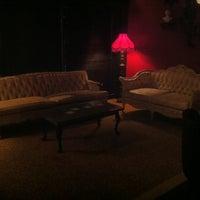 Photo taken at White Rabbit Cabaret by Mack E. on 4/6/2012