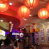 Photo taken at Panda Express by LoveLilyStarGazers on 3/16/2012