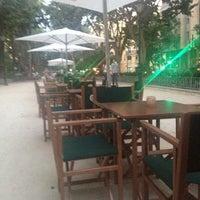 Photo taken at Fenicia Restaurante Libanes - BAR by Paloma V. on 6/2/2012