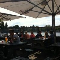 Photo taken at Café Restaurant Hesp by Sanne V. on 8/11/2012