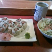 Photo taken at Osho Japanese Restaurant by Toby R. on 6/8/2012
