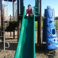 Photo taken at The Hills At Tealwood Park And Playground by Otis S. on 6/1/2012