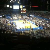 Photo taken at Los Angeles Memorial Sports Arena by Eduardo C. on 3/3/2012