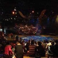 Photo taken at Festival of the Lion King by bepurn p. on 3/1/2012