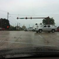 Photo taken at US 1 & King Street by Jane B. on 6/1/2012