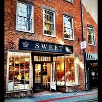 Photo taken at Sweet by Ayse K. on 9/13/2012
