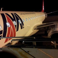 Photo taken at Maputo International Airport (MPM) by bruno b. on 2/27/2012