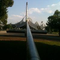 7/27/2012にEszti K.がOlympiastadionで撮った写真