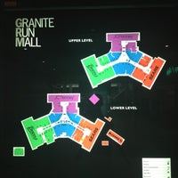 Photo taken at Granite Run Mall by AARON R. on 7/25/2012
