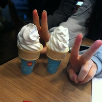Photo taken at Lotteria by Seung Ah L. on 3/8/2012
