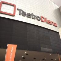 Foto tomada en Teatro Diana por JP P. el 6/22/2012