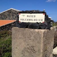 Photo taken at Museo Vulcanologico by Davide M. on 9/4/2012