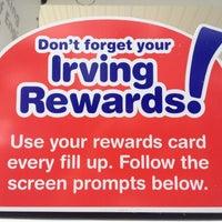 photo taken at somersworth circle k irving by walter e on 728 - Irving Rewards Card