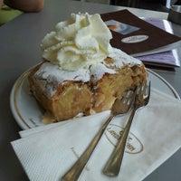 Photo taken at Cafe Landtmann - Tortenshop by Tova S. on 7/2/2012