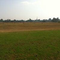 Photo taken at Driving Range by Christian C. on 8/11/2012