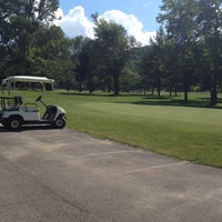 Photo taken at Catatonk Golf Course by Brittany K. on 6/23/2012