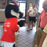 Photo taken at Chick-fil-A Hanes Mall Boulevard by Richard C. on 7/13/2012