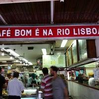 Photo taken at Padaria Rio-Lisboa by solange s. on 6/10/2012