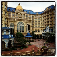 Photo taken at Tokyo Disneyland Hotel by HeartLand 1. on 7/21/2012