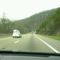Photo taken at Tennessee Welcome Center — I-40 WB by Keith D. on 3/8/2012