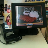 Photo taken at MINISTOP by Russ A. B. on 7/22/2012