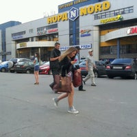 Снимок сделан в ТРК «Норд» пользователем Alex B. 7/11/2012