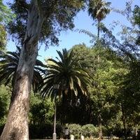 Foto tomada en Parque de María Luisa por Frederick el 7/17/2012