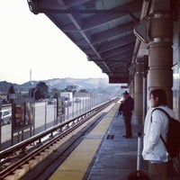 Photo taken at Castro Valley BART Station by Maria P. on 8/14/2012