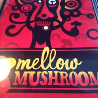 Photo taken at Mellow Mushroom by Mark T. on 8/19/2012