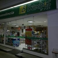 Photo taken at Posto dos Bambus by Daniel P. on 3/15/2012