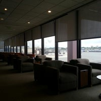 Photo taken at United Club by Justin S. on 8/10/2012