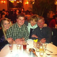Photo taken at AJ Maxwell's Steakhouse by 🍻Nicola🍻 on 5/17/2012