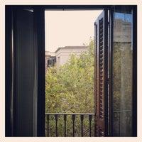 Foto tirada no(a) Hotel Arc La Rambla por Aitor (. em 9/13/2012