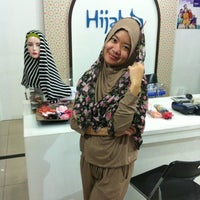 Photo taken at Moshaict Hijab Store by Azeria A. on 8/26/2012