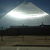 Photo taken at Pyramid Arena by Chris G. on 6/22/2012