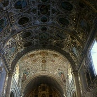 Foto tomada en Templo de Santo Domingo de Guzmán por Andrea V. el 7/28/2012