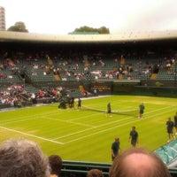 Das Foto wurde bei Court No.1 von Richard S. am 7/3/2012 aufgenommen