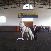 Photo taken at Provincial Stud Farm by Václav H. on 3/3/2012