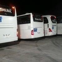 Photo taken at Kamil Koç Terminali by Sina on 9/9/2012